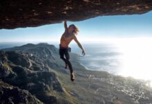 Photo of Solo Climbing Hot New Sport