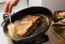 Photo of BUTTER-BASTED PORTERHOUSE